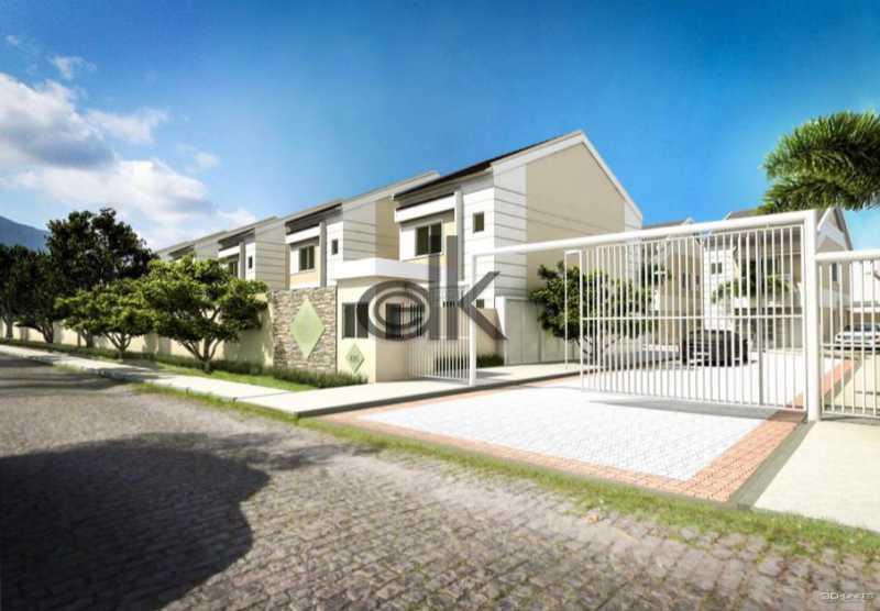 Entrada do condomínio - Casa em Condomínio 3 quartos à venda Vargem Grande, Rio de Janeiro - R$ 798.500 - 6245 - 1