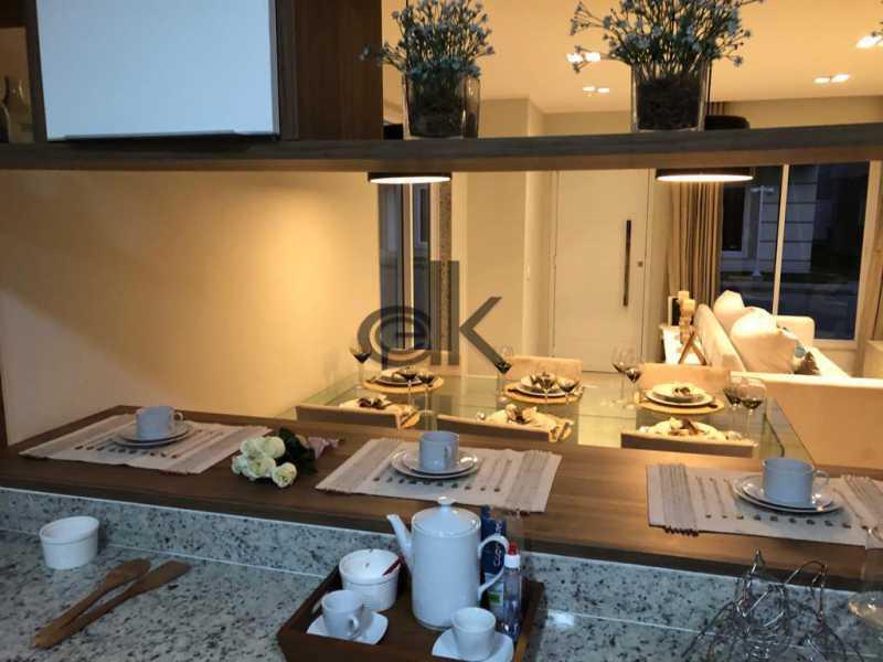 Balcão cozinha americana - Casa em Condomínio 3 quartos à venda Vargem Grande, Rio de Janeiro - R$ 798.500 - 6245 - 10