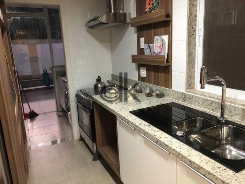 Cozinha - Casa em Condomínio 3 quartos à venda Vargem Grande, Rio de Janeiro - R$ 798.500 - 6245 - 11