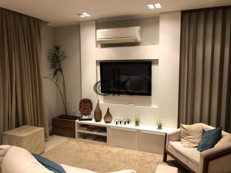 Sala de estar / TV - Casa em Condomínio 3 quartos à venda Vargem Grande, Rio de Janeiro - R$ 798.500 - 6245 - 7