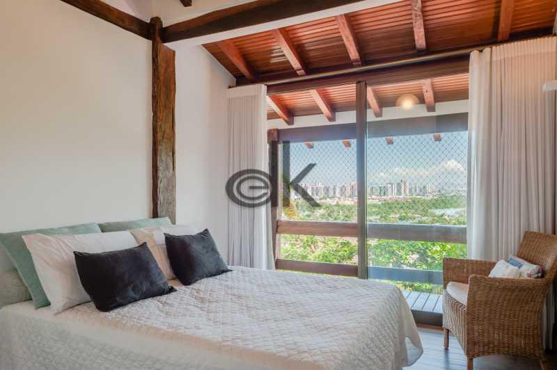 1 - Casa em Condomínio à venda Itanhangá, Rio de Janeiro - R$ 3.900.000 - 6281 - 4