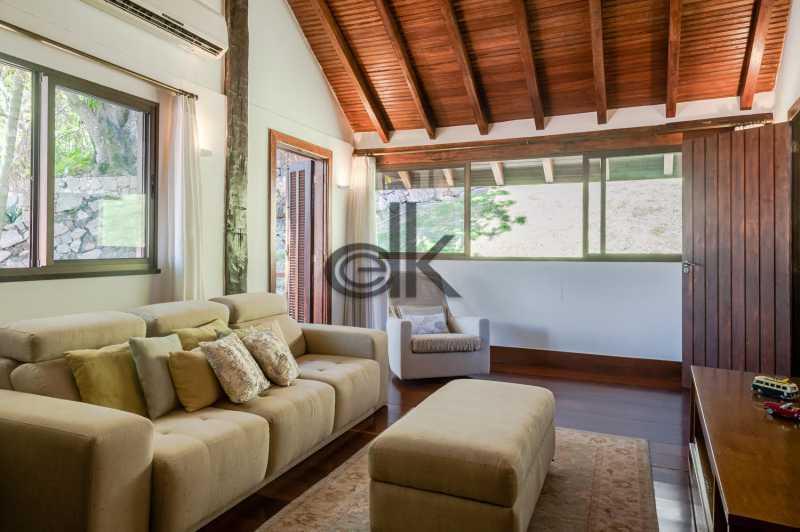 12 - Casa em Condomínio à venda Itanhangá, Rio de Janeiro - R$ 3.900.000 - 6281 - 6