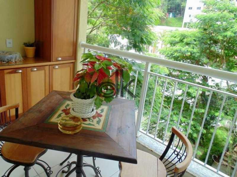IMG_1100 corrig - Cobertura 4 quartos à venda Itaipava, Petrópolis - R$ 950.000 - 6308 - 7