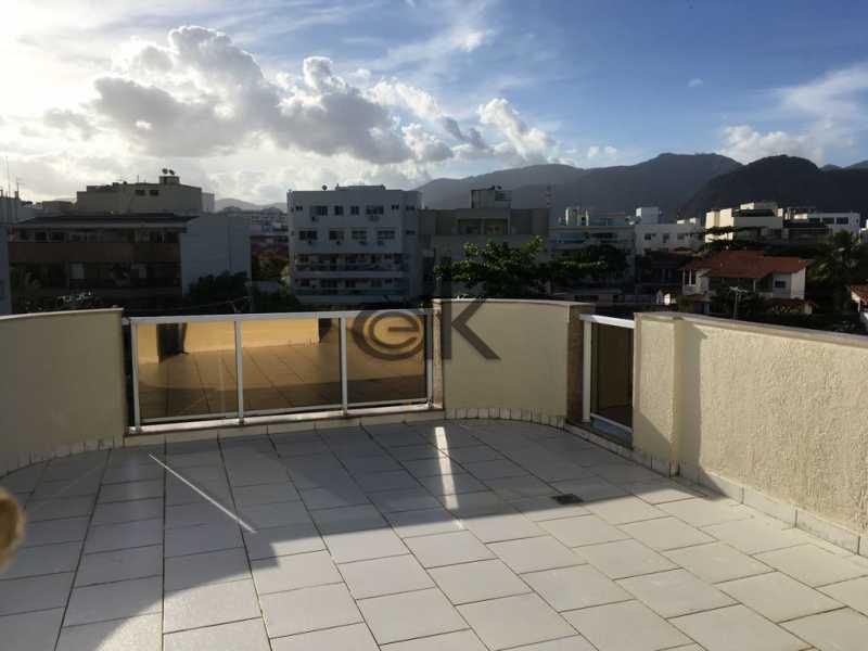 Foto - Cobertura 2 quartos à venda Recreio dos Bandeirantes, Rio de Janeiro - R$ 695.000 - 6312 - 1