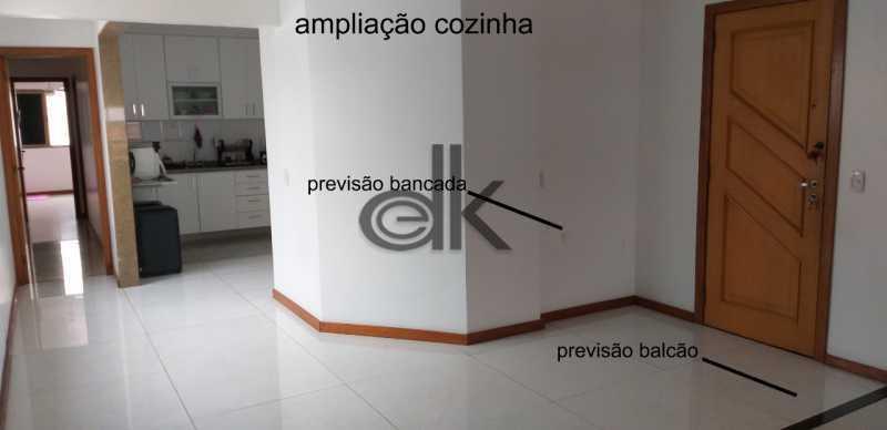 WhatsApp Image 2021-01-14 at 1 - Cobertura 3 quartos à venda Recreio dos Bandeirantes, Rio de Janeiro - R$ 1.365.000 - 6369 - 26