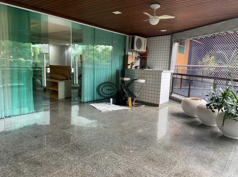 WhatsApp Image 2021-02-24 at 1 - Apartamento 3 quartos para alugar Jardim Oceanico, Rio de Janeiro - R$ 7.500 - A563 - 23