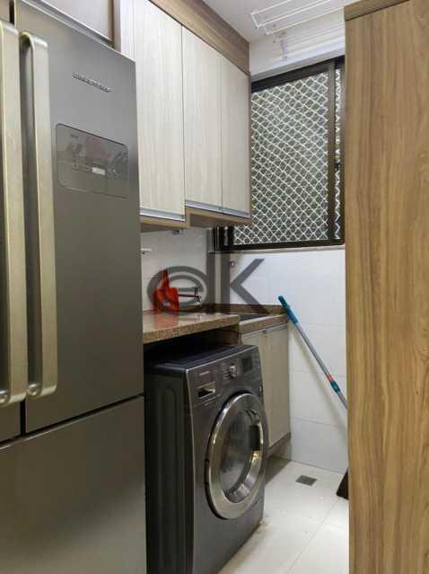 WhatsApp Image 2021-02-24 at 1 - Apartamento 3 quartos para alugar Jardim Oceanico, Rio de Janeiro - R$ 7.500 - A563 - 22