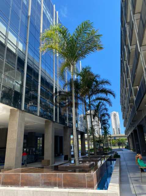 WhatsApp Image 2021-02-24 at 1 - Sala Comercial 30m² para alugar Recreio dos Bandeirantes, Rio de Janeiro - R$ 100 - A564 - 4