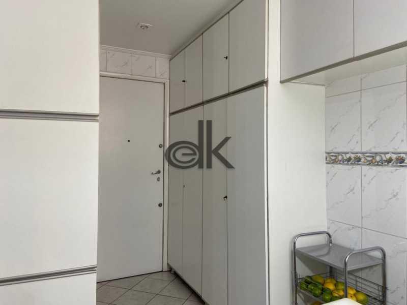 WhatsApp Image 2021-03-10 at 1 - Apartamento 3 quartos à venda Humaitá, Rio de Janeiro - R$ 1.800.000 - 6395 - 17