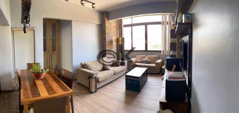 WhatsApp Image 2021-05-17 at 1 - Apartamento 3 quartos à venda Alto da Boa Vista, Rio de Janeiro - R$ 460.000 - 6432 - 3