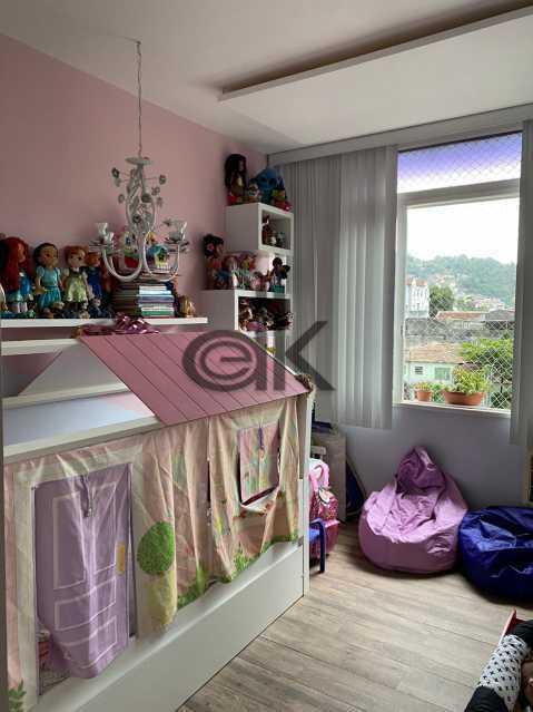 WhatsApp Image 2021-05-17 at 1 - Apartamento 3 quartos à venda Alto da Boa Vista, Rio de Janeiro - R$ 460.000 - 6432 - 12