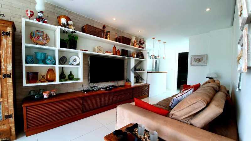 Foto da sala do segundoar 2. - Cobertura 4 quartos à venda Recreio dos Bandeirantes, Rio de Janeiro - R$ 2.050.000 - 6470 - 8
