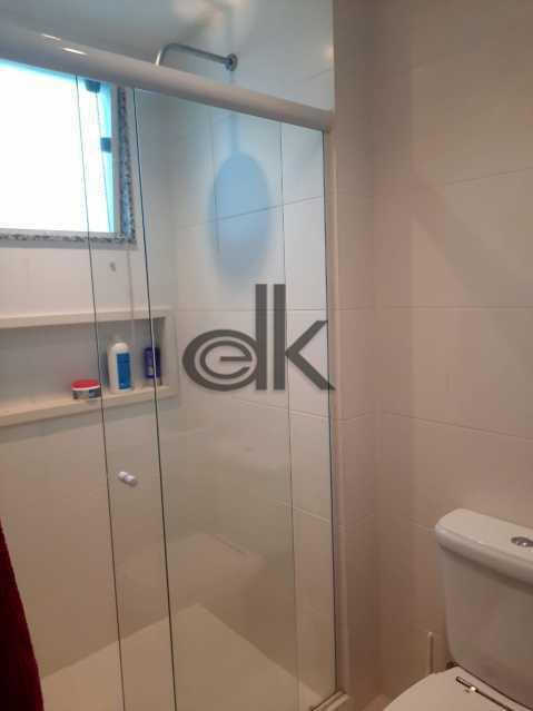 Foto do banheiro da suite com  - Cobertura 4 quartos à venda Recreio dos Bandeirantes, Rio de Janeiro - R$ 2.050.000 - 6470 - 23