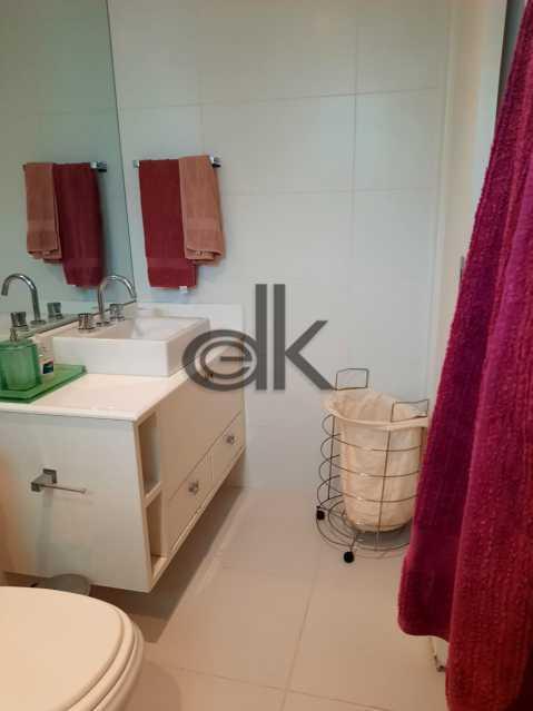 Foto do banheiro da suite com  - Cobertura 4 quartos à venda Recreio dos Bandeirantes, Rio de Janeiro - R$ 2.050.000 - 6470 - 22