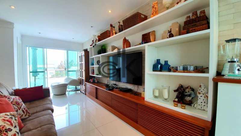 Foto sala do segundoar 4. - Cobertura 4 quartos à venda Recreio dos Bandeirantes, Rio de Janeiro - R$ 2.050.000 - 6470 - 9