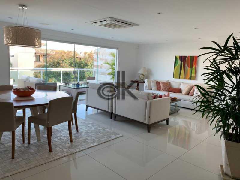 Foto da sala do 1ar 4 - Cobertura 4 quartos à venda Recreio dos Bandeirantes, Rio de Janeiro - R$ 2.050.000 - 6470 - 4