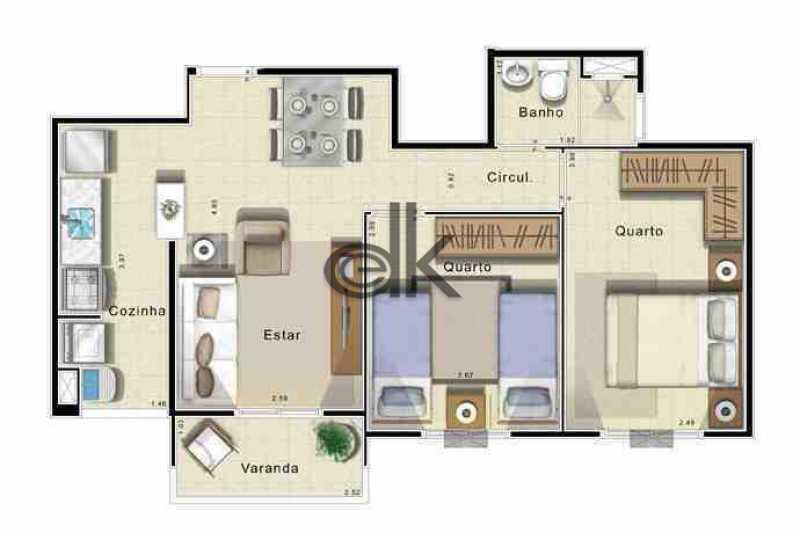 WhatsApp Image 2021-07-29 at 1 - Apartamento 2 quartos à venda Jacarepaguá, Rio de Janeiro - R$ 295.000 - 6494 - 30