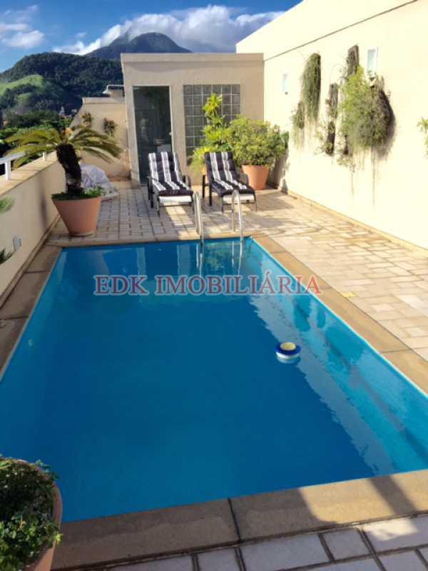 01 - Cobertura 4 quartos à venda Jardim Oceanico, Rio de Janeiro - R$ 4.890.000 - 590 - 1