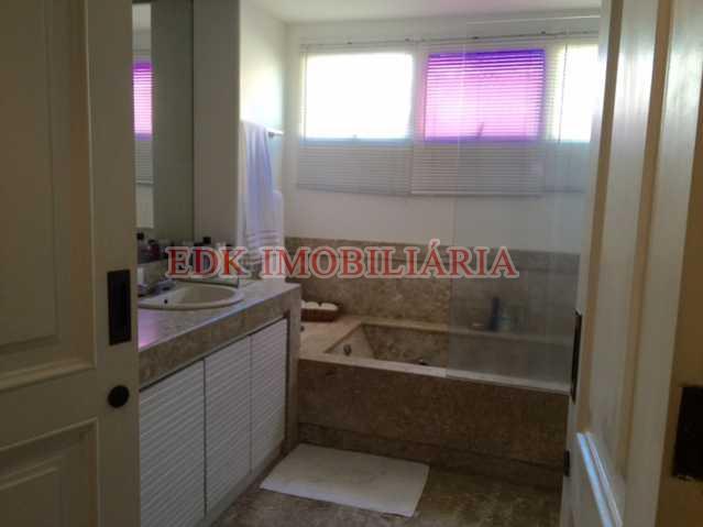 10 - Cobertura 4 quartos à venda Jardim Oceanico, Rio de Janeiro - R$ 4.890.000 - 590 - 13