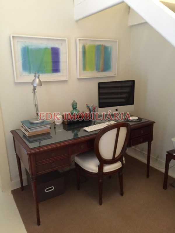 11 - Cobertura 4 quartos à venda Jardim Oceanico, Rio de Janeiro - R$ 4.890.000 - 590 - 14