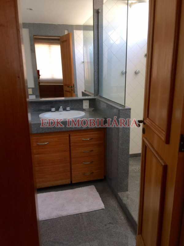14 - Cobertura 4 quartos à venda Jardim Oceanico, Rio de Janeiro - R$ 4.890.000 - 590 - 17