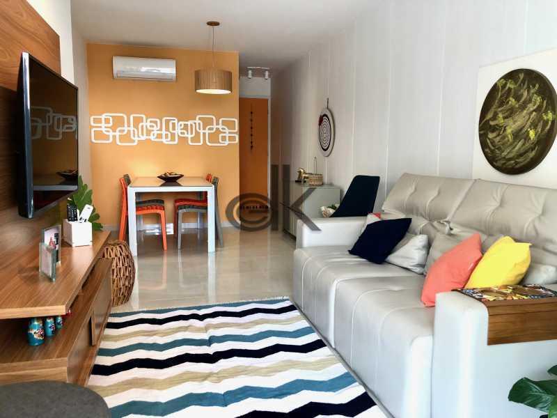 IMG_4510 - Apartamento 3 quartos à venda Recreio dos Bandeirantes, Rio de Janeiro - R$ 1.180.000 - 6516 - 1