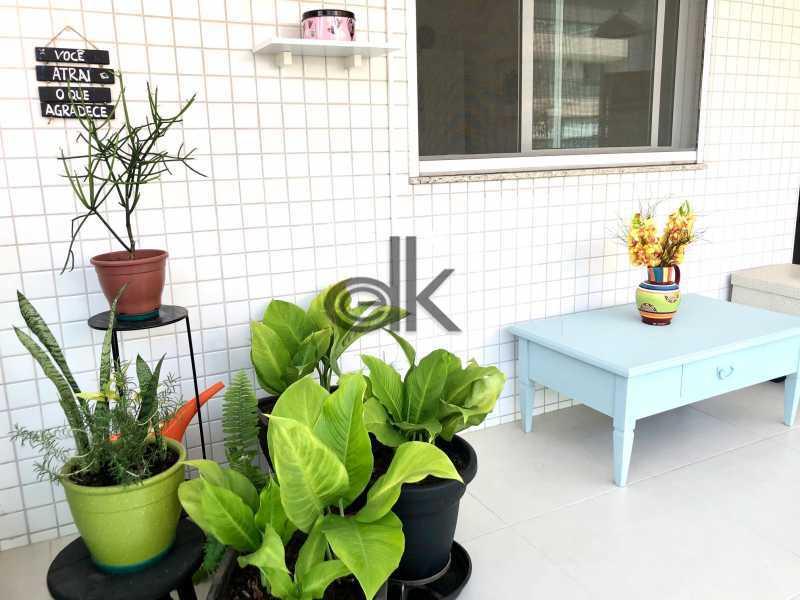 IMG_4514 - Apartamento 3 quartos à venda Recreio dos Bandeirantes, Rio de Janeiro - R$ 1.180.000 - 6516 - 6