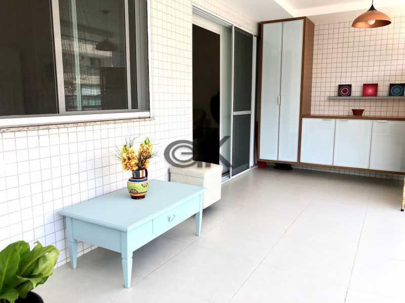 IMG_4515 - Apartamento 3 quartos à venda Recreio dos Bandeirantes, Rio de Janeiro - R$ 1.180.000 - 6516 - 5