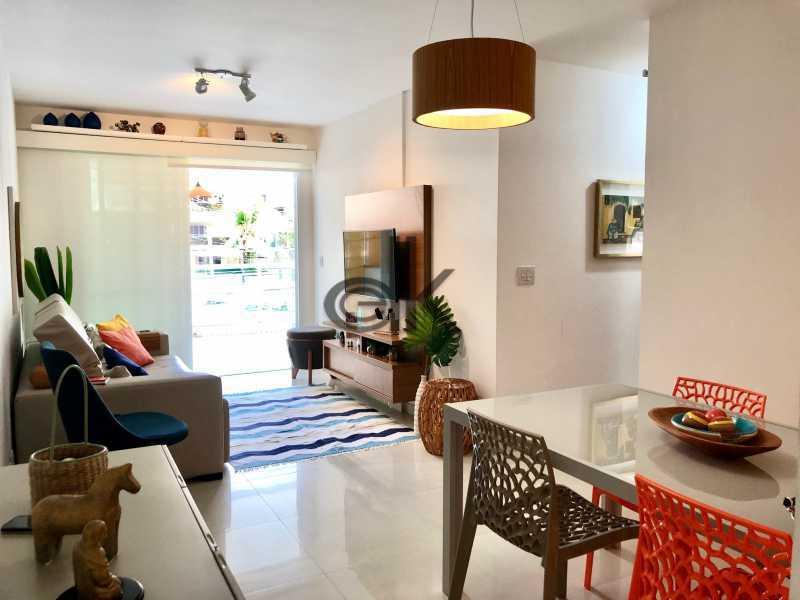 IMG_4526 - Apartamento 3 quartos à venda Recreio dos Bandeirantes, Rio de Janeiro - R$ 1.180.000 - 6516 - 3