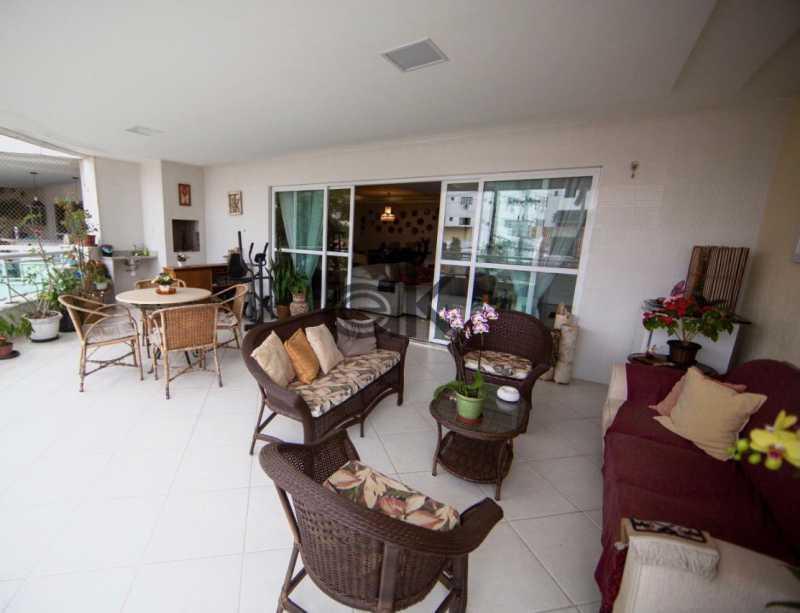 WhatsApp Image 2021-09-28 at 1 - Apartamento 3 quartos à venda Recreio dos Bandeirantes, Rio de Janeiro - R$ 1.090.000 - 6526 - 1