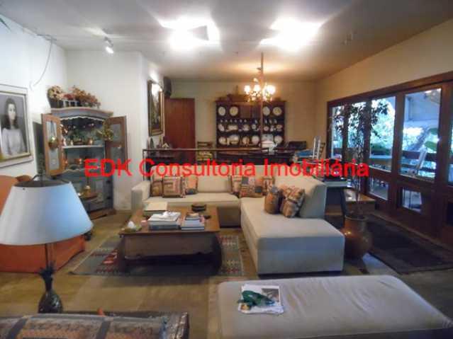 01 - Casa em Condomínio 4 quartos à venda São Conrado, Rio de Janeiro - R$ 1.950.000 - 701 - 3