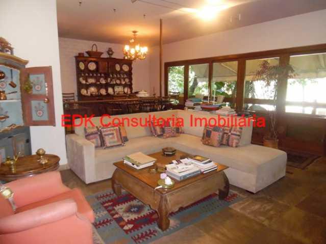 1 - Casa em Condomínio 4 quartos à venda São Conrado, Rio de Janeiro - R$ 1.950.000 - 701 - 4