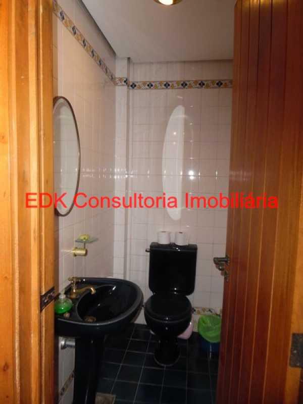 4 - Casa em Condomínio 4 quartos à venda São Conrado, Rio de Janeiro - R$ 1.950.000 - 701 - 7