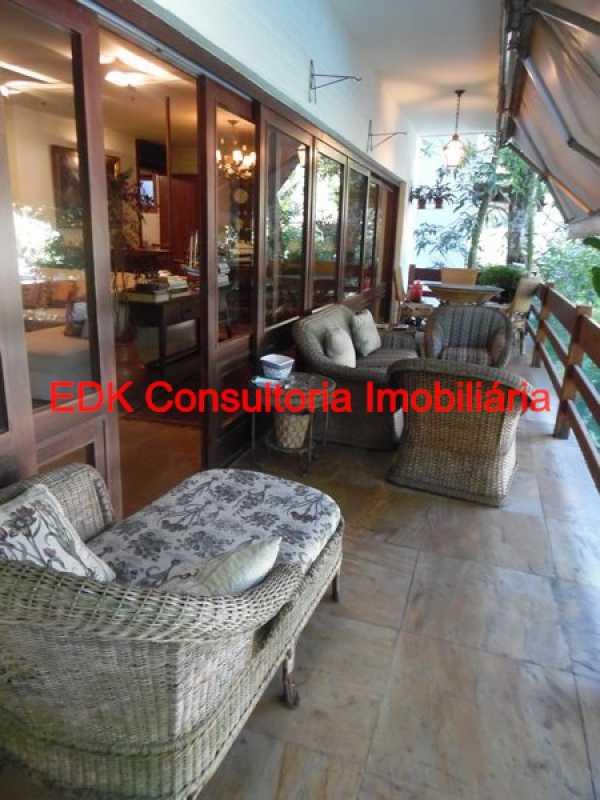 11 - Casa em Condomínio 4 quartos à venda São Conrado, Rio de Janeiro - R$ 1.950.000 - 701 - 14