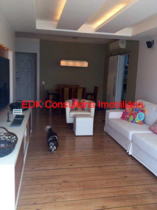 01 - Apartamento 3 quartos à venda Barra da Tijuca, Rio de Janeiro - R$ 2.100.000 - 3112 - 1