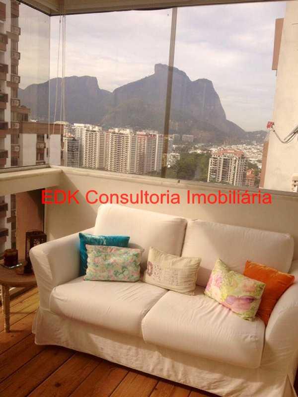 2 - Apartamento 3 quartos à venda Barra da Tijuca, Rio de Janeiro - R$ 2.100.000 - 3112 - 4