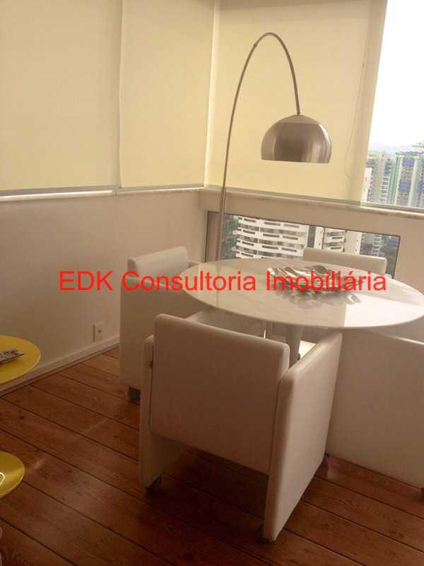 3 - Apartamento 3 quartos à venda Barra da Tijuca, Rio de Janeiro - R$ 2.100.000 - 3112 - 7