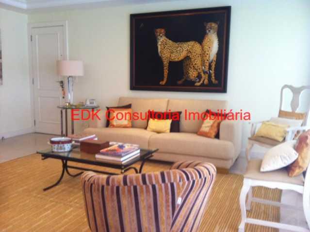 1 - Cobertura 5 quartos à venda Jardim Oceanico, Rio de Janeiro - R$ 3.800.000 - 5123 - 5