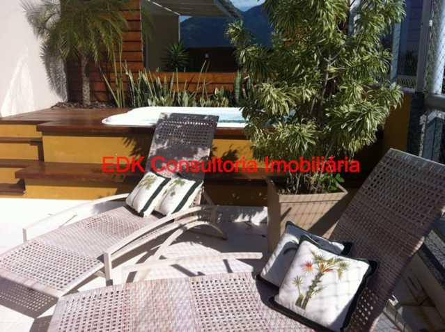 4 - Cobertura 5 quartos à venda Jardim Oceanico, Rio de Janeiro - R$ 3.800.000 - 5123 - 1