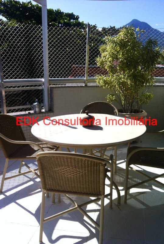 6 - Cobertura 5 quartos à venda Jardim Oceanico, Rio de Janeiro - R$ 3.800.000 - 5123 - 4
