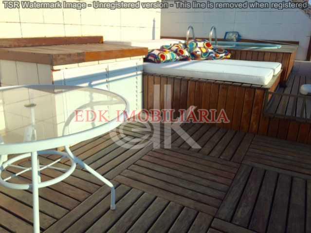 8 - Cobertura 3 quartos à venda Jardim Oceanico, Rio de Janeiro - R$ 3.700.000 - 5165 - 5