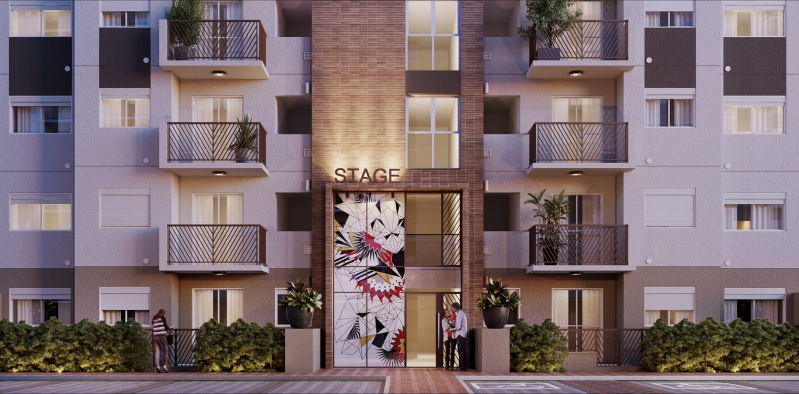 15-Acesso_Bloco_HR01 - Fachada - STORIES RESIDENCE - 16 - 23