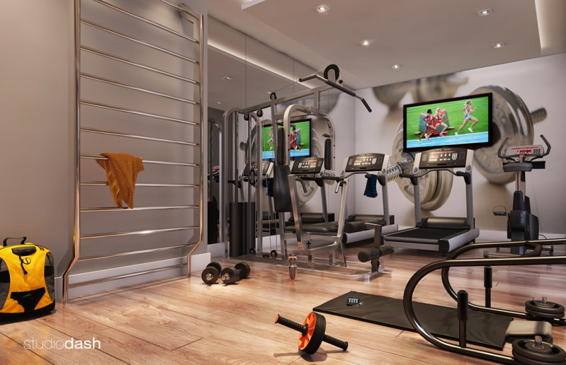 3d-fitness-vp1 - Fachada - VALE D´OURO RESIDENCIAL  - 28 - 4