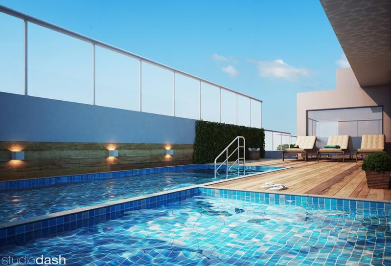 3d-piscina-vp1 - Fachada - VALE D´OURO RESIDENCIAL  - 28 - 5