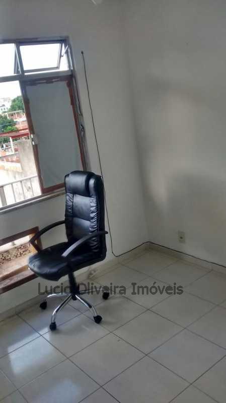 07 Quarto2 - Apartamento À Venda - Vaz Lobo - Rio de Janeiro - RJ - VPAP20402 - 8