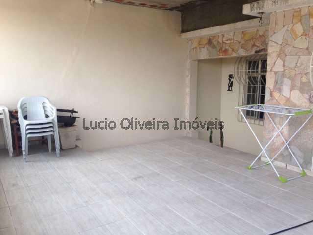 1 Varanda - Casa à venda Rua Almirante Oliveira Pinto,Colégio, Rio de Janeiro - R$ 400.000 - VPCA30048 - 1