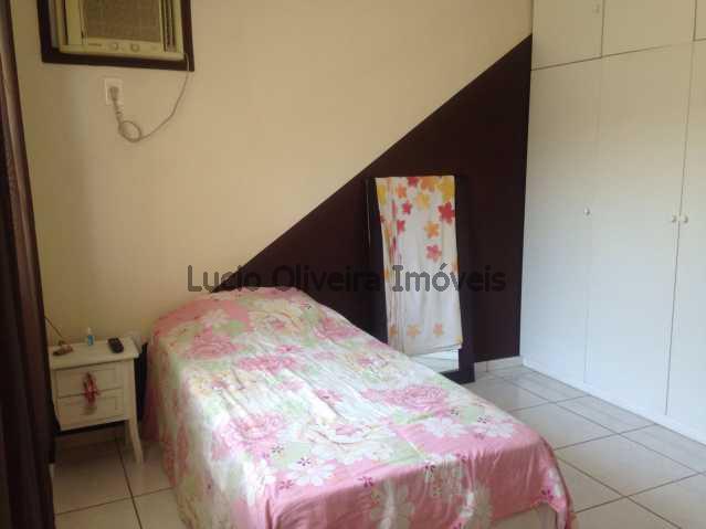 12 Quarto 3 - Casa à venda Rua Almirante Oliveira Pinto,Colégio, Rio de Janeiro - R$ 400.000 - VPCA30048 - 13