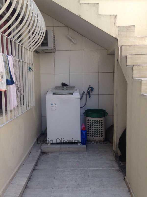 19 Área de Serviço - Casa à venda Rua Almirante Oliveira Pinto,Colégio, Rio de Janeiro - R$ 400.000 - VPCA30048 - 20