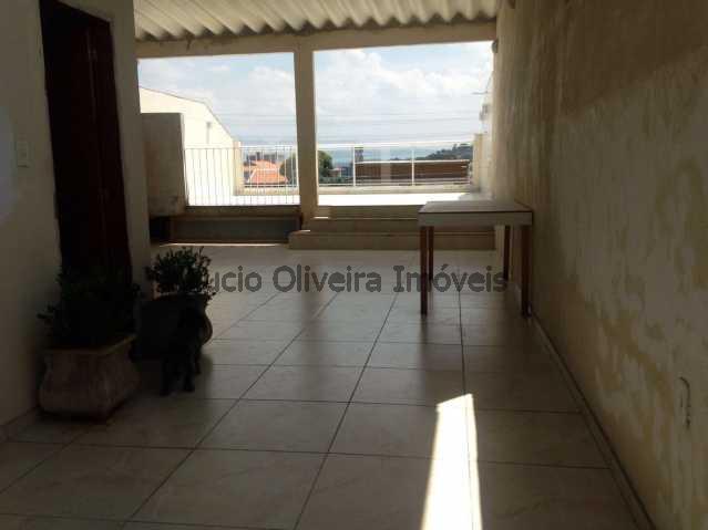 20 Terraço - Casa à venda Rua Almirante Oliveira Pinto,Colégio, Rio de Janeiro - R$ 400.000 - VPCA30048 - 21