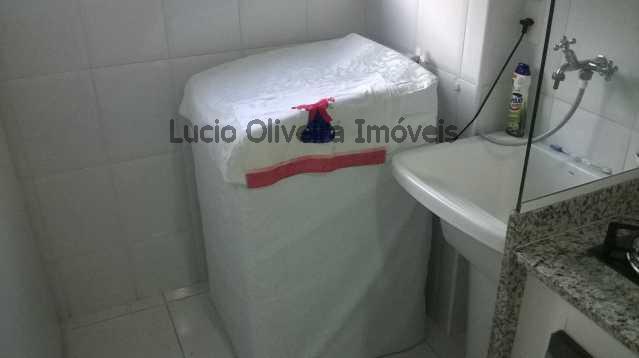 ÁREA DE SERVIÇO - Cobertura À Venda - Vila da Penha - Rio de Janeiro - RJ - VPCO30006 - 18